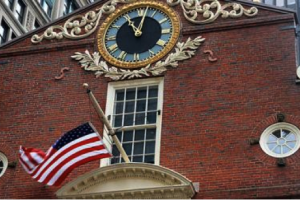 Heart of the Freedom Trail Walking Tour