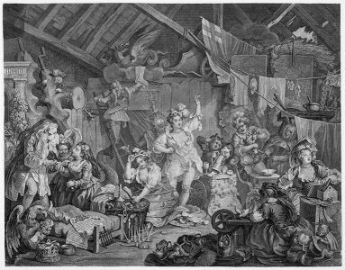 Hogarth and Handel: High Art and Low Life in London