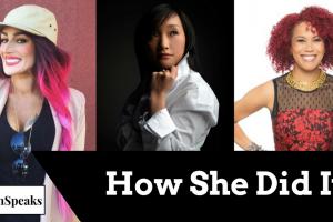 How She Did It! Steps To Success For Women Entrepreneurs   BostonSpeaksSeries