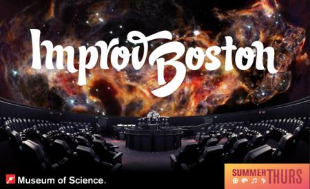 Improv Boston | Summer Thursdays