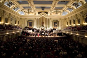 J. S. Bach's St. Matthew Passion - performed by The Worcester Chorus