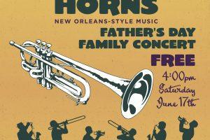 Jambalaya Horns Concert