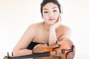 JinJoo Cho, violin & Hyun Soo Lim, piano