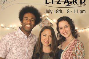 Katie Dobbins, Lou Apollon, Olivia Frances present Let The Music Set You Free