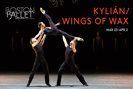 Kylian/Wings Of Wax