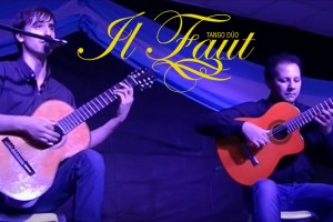 LIVE MUSIC PRACTICA with Flavio Romanelli and Marcos Martignano