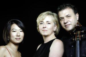 Latitude 41: Brahms Piano Trios