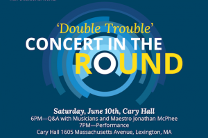 Concert in the Round: Double Trouble