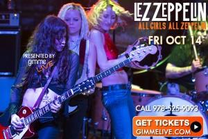 Lez Zeppelin   All Girls -- All Zeppelin