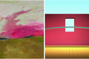 Like Father Unlike Son: Two Contrasting Modes of Expression Erik Bornemann and Richard Bornemann