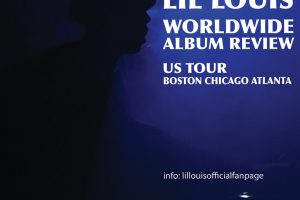 Lil Louis Worldwide Album Review Tour Opening Nigh...