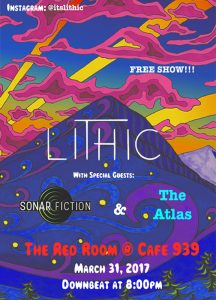 Lithic/Sonar Fiction/The Discotheque