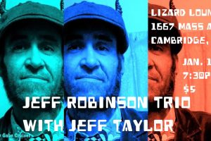 Lizard Lounge Poetry Jam featuring jeff taylor