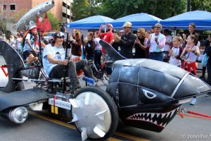 Lowell Kinetic Sculpture Race 2017