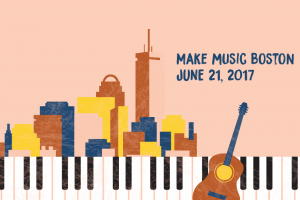 Make Music Boston 2017