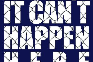 Marathon reading of IT CAN'T HAPPEN HERE by Sinclair Lewis
