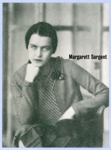 Margarett Sargent: The Bold and the Beautiful