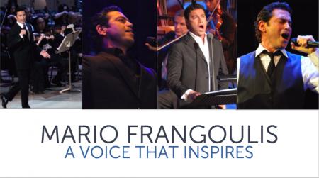 Mario Frangoulis: Sing Me An Angel