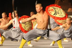 "Martial Artists & Acrobats of Tianjin, People's Republic of China ""China Soul"""