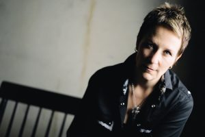 Mary Gauthier at Old Sloop Coffeehouse with Zak Trojano