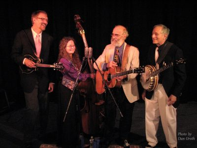 Medway Public Library presents Southern Rail Bluegrass!