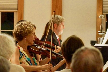 Meeting House Chamber Music Festival at Highfield Hall & Gardens