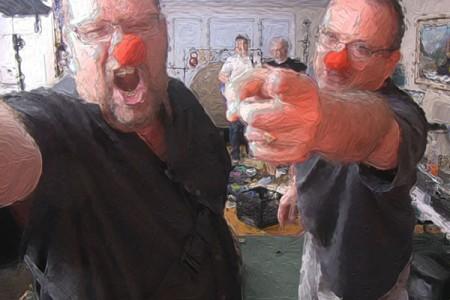 Mekaniks - Live from Clownspace - Evil Clowns on P...