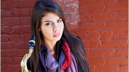 Melissa Aldana Trio- Celebrity Series Stave Sessions