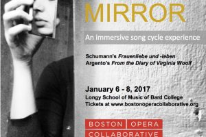 Mirror: An Immersive Song Cycle Experience