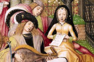 Missa Fors seulement & other music based on songs (Ockeghem@600, Concert 7)