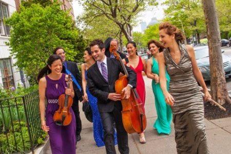 Time Flow: Haydn / Messaien / Currier / Dvorak (Brookline)