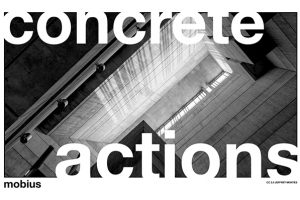 Mobius Artists Group in 'Concrete Actions' at Boston City Hall