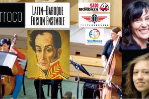 Music, Venezuelans, and Simón Bolívar Humanitarian Aid Campaign for Venezuela