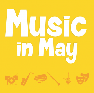 Music in May - All Newton Music School