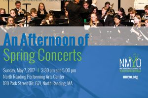 NMYO Afternoon of Spring Concerts