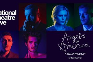 NT Live - Angels in America Part Two: Perestroika