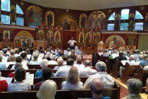 Newburyport Choral Society's Community Summer Sing...
