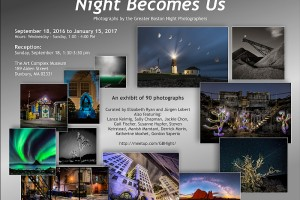 Night Becomes Us - Photo Gallery Exhibit