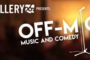 Off-Mic! Comedy at Gallery 263