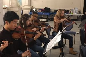 One-Day String Orchestra, open to All: Play Vivaldi and Bach