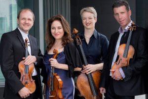 Penderecki String Quartet with Pamela Mia Paul, piano