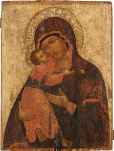 Pondering Mary: Her Story Through Icons