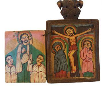 Pop-Up Exhibit: Icons of Ethiopia