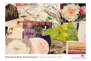 Post Cards to Maud...Please Forward
