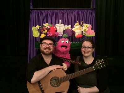 Puppet Playtime: Enchanted Forest