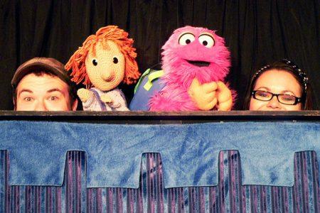 Puppet Playtime: Teddy Bear Picnic