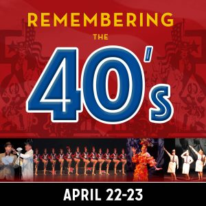 """Remembering the 40's"" - A Living History"