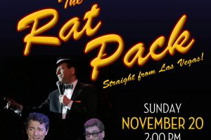 "Reagle Presents ""The Rat Pack"" Straight from Las Vegas!"