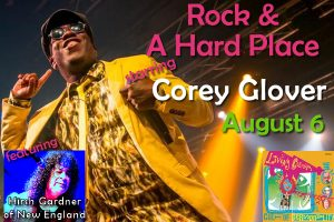 Rock & a Hard Place starring COREY GLOVER of LIVING COLOUR