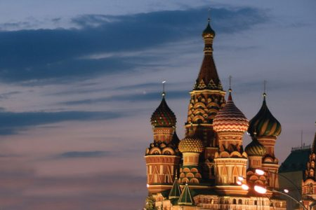 Russian Nights: Arensky and Tchaikovsky (Concord)